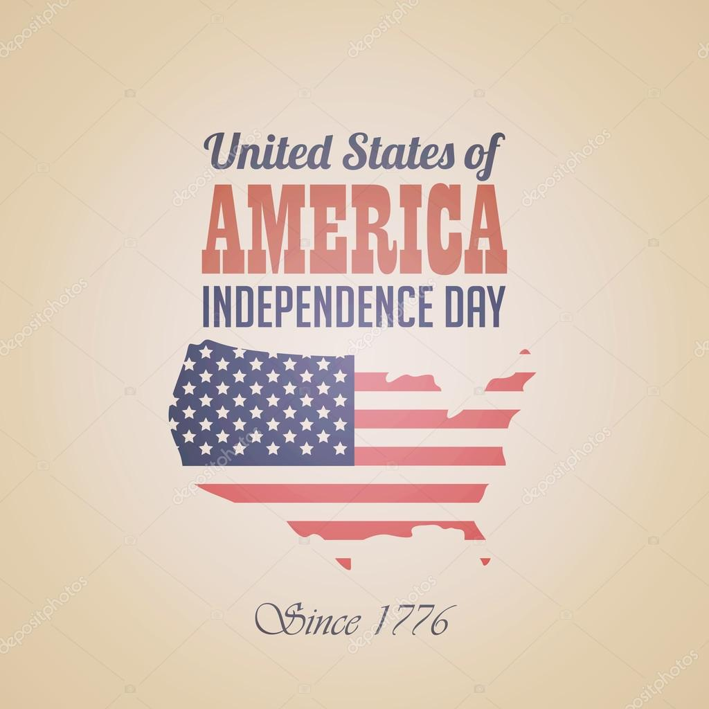 usa independence day poster vector design template stock vector usa independence day poster vector design template 4th of celebration ameriacan national holiday concept editable vector by sellingpix