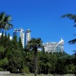 Stock Photo: Primorsky Park Yalta
