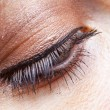 Stock Photo: Female eye close up