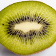Half kiwi fruit — Photo #17626587