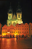 An image of city of Prague details — Stock Photo