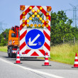 Road works — Stock Photo #17673285