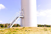 Wind farm — Stock Photo