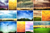 Windturbine — Stock Photo