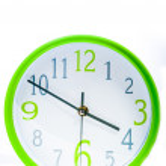 Green watch — Stock Photo