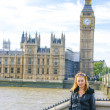Tourist in London — Stock Photo #18811009
