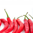 Red Chilli Pepper — Stock Photo