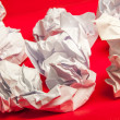 Paper rubbish — Stock Photo