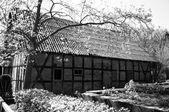 Maison ancienne abandonnée — Photo
