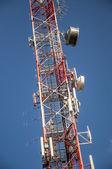 塔变送器 — 图库照片
