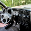 Interior of the car — Stock Photo