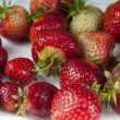 Stock Photo: Strawberry fruit
