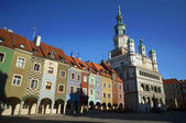 Buildings in Old town — Stock Photo