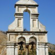 Church tower in Corfu island — Stock Photo