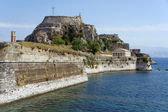 Palaio Frourio in city of Corfu — Stock Photo