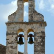 Church tower in Corfu island — Stock Photo #14128206