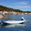 Stock Photo: Port in city of Zakynthos