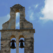 Church tower in Corfu island — Stok Fotoğraf #18097881
