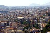 View of the city, Zakynthos Island — Stock Photo