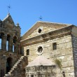 Byzantine church in Zakynthos - Stock Photo