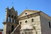 Bysantinsk kyrka i zakynthos — Stockfoto