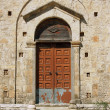 The entrance to the church in Zakynthos — Stock Photo #19964381