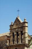 Bizantyjskiego kościoła dzwonnica w zakynthos — Zdjęcie stockowe