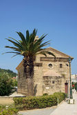 Byzantine church in Zakynthos — Stock Photo