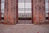 Palazzo del Te in Mantua — Stock Photo