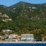 View to bay and beach at Corfu island — Stock Photo #23051438