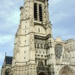 Stock Photo: Gothic church of Saint-Pierre-et-Saint-Paul Cathedral in Troyes