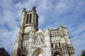 Saint-Pierre-et-Saint-Paul Cathedral in Troyes — Stock fotografie