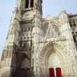 Stock Photo: Saint-Pierre-et-Saint-Paul Cathedral in Troyes