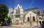 The Saint-Pierre-et-Saint-Paul Cathedral in Troyes — Stock Photo