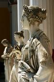 Estatua en el palacio de aquileón — Foto de Stock