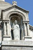 Statua di cristo — Foto Stock