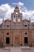 Monastero di arkadi — Foto Stock