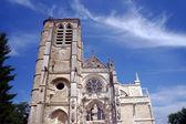 中世教区の教会 — ストック写真