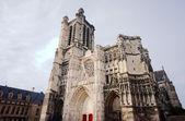 Cattedrale gotica — Foto Stock