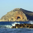 Постер, плакат: Theodore island off the coast of Crete