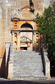 Das kloster des heiligen trynity — Stockfoto