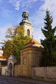 Renaissance monastery and church — Stockfoto