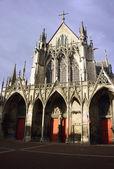 Gothic Basilica — Stock Photo