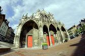 Basilique saint-urbain — Stockfoto
