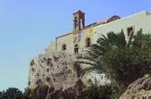 Orthodox monastery — Стоковое фото
