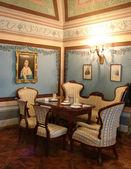 Barokní interiér — Stock fotografie