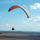 Paraglider — Stock Photo