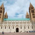 Great Church in Pecs city, Hungary — Stock Photo #43279769