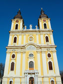 Great Church in Kalocsa city, Hungary — Stockfoto