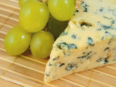 Blue cheese — Foto Stock